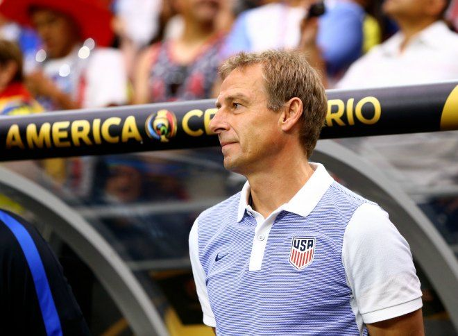 Jurgen Klinsmann fired by US Soccer after disappointing losses to Mexico and Costa Rica   Photo credit: Mark J. Rebilas-USA TODAY Sports  Jurgen Klinsmann has been sacked as head coach and technical director of the US Mens National Team.  Klinsmann began his tenure as head coach on July 29 2011 and compiled a 55-27-16 record during his tenure. In 2013 he led the team on a record-setting 12-game winning streak the longest in program history. The 16 victories and .761 winning percentage in…
