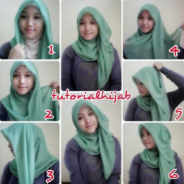 tutorialhijab @Tutorial Hijab | Websta