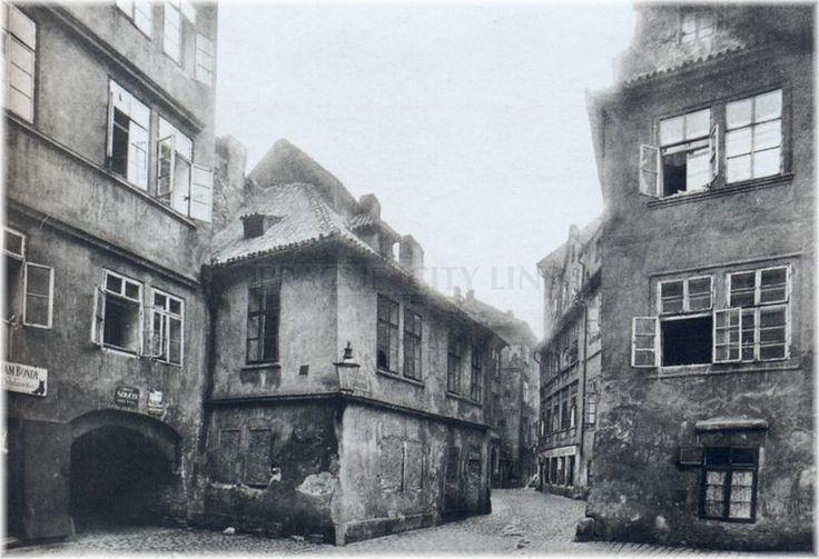 Židovska-praha-asanace/smilesova-ulice, 1898
