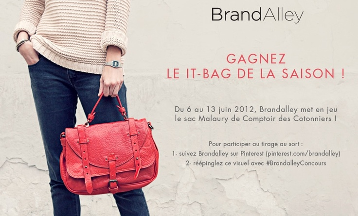 #BrandalleyConcours