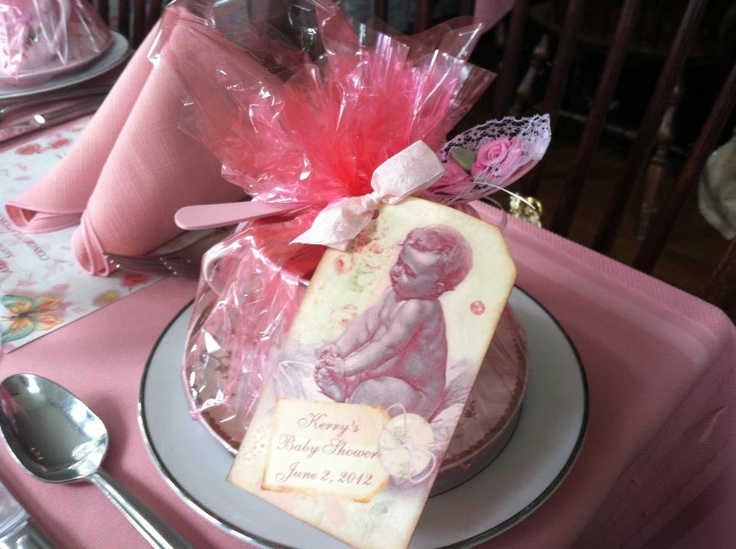 Victorian tea party themed baby shower favor victorian for Victorian tea party favors