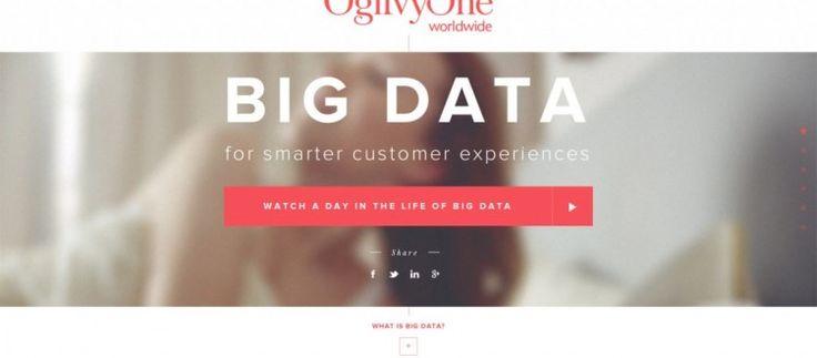 Web Design Inspiration - http://cssgold.com/big-data/