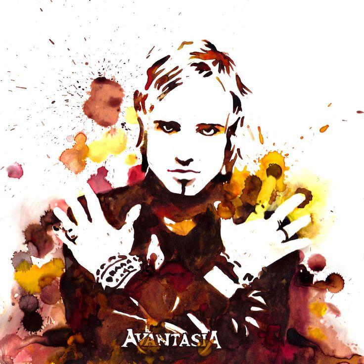 Avantasia Cover by Garumiru.deviantart.com on @DeviantArt