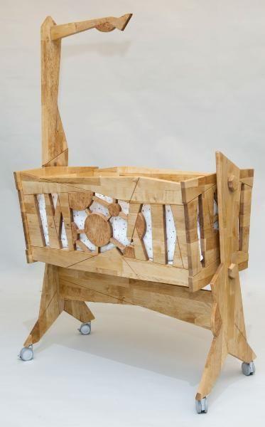 kinderwiege holzwiege kiez babybetten pinterest. Black Bedroom Furniture Sets. Home Design Ideas