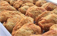Pollo frito al estilo americano, una receta fácil que entusiasma a los amantes del pollo. Es divertida, original y te da mucho juego.