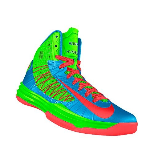 Customized Nike Hyperdunks
