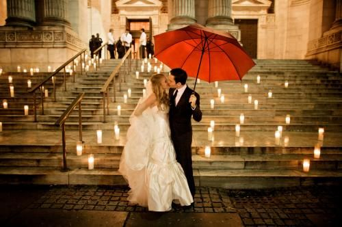 Obsessed with this photo. Wedding at the New York Public Library