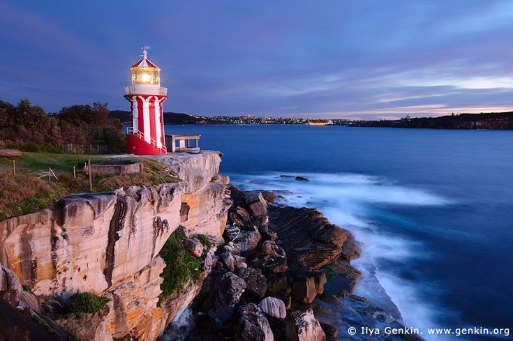 watsons bay lighthouse - Google Search