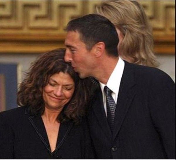 Ron Reagan Jr.    Out of all of Ronald Reagan's children, Ron Reagan Jr., his son with second wife Nancy Reagan