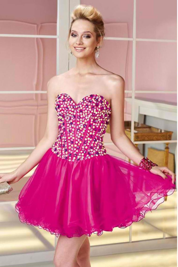 8 best Alyce Paris Short Dresses images on Pinterest   Formal wear ...