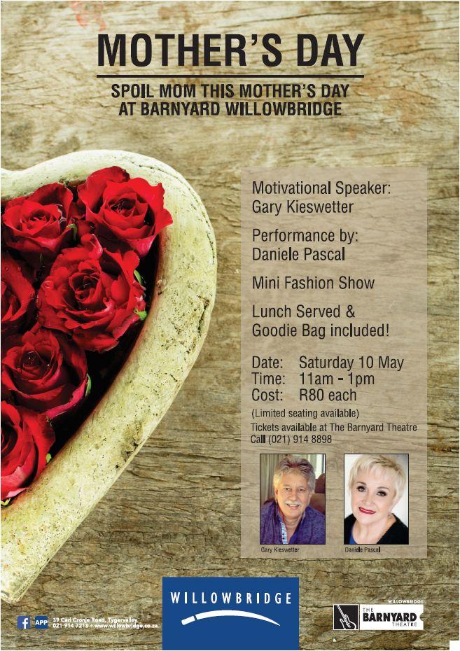 Willowbridge Mother's Day Event #SpoilHer