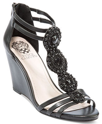 Vince Camuto Shoes, Zimily Wedge Sandals - Espadrilles & Wedges - Shoes - Macy's