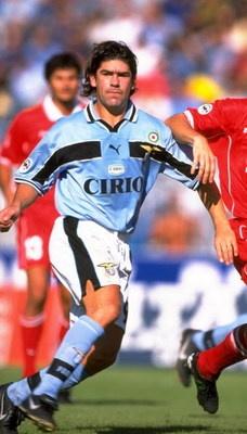 Marcelo Salas | #Lazio #Juventus #9