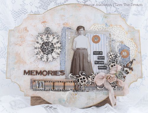 Hello everyone and I am thrilled to bits to be here Guest Designing this month at Calico Craft Parts. Those of you familiar with my style w...