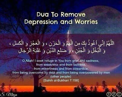 You don't need drugs in your life to get rid of depression and anxiety...you need Allah!! When you sincerely believe in HIM alone...the One true Creator, only then will you find the peace you're looking for :)