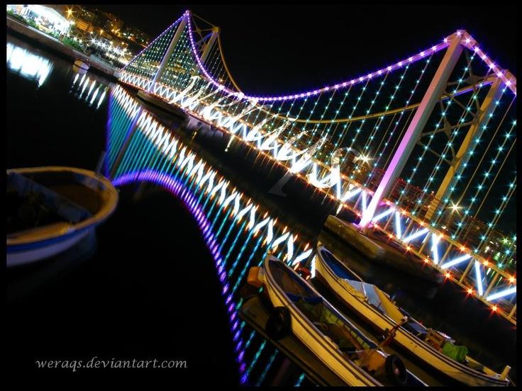 Bosphorus Bridge in Turkey Nice Attraction