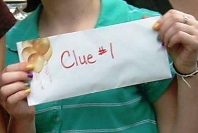 Birthday party ideas for teens.  Scavenger Hunt