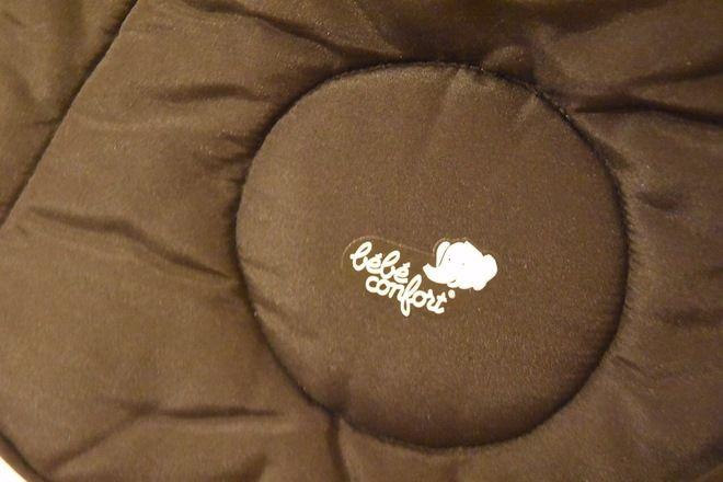 Sacco copri gambe Bebè Confort nero