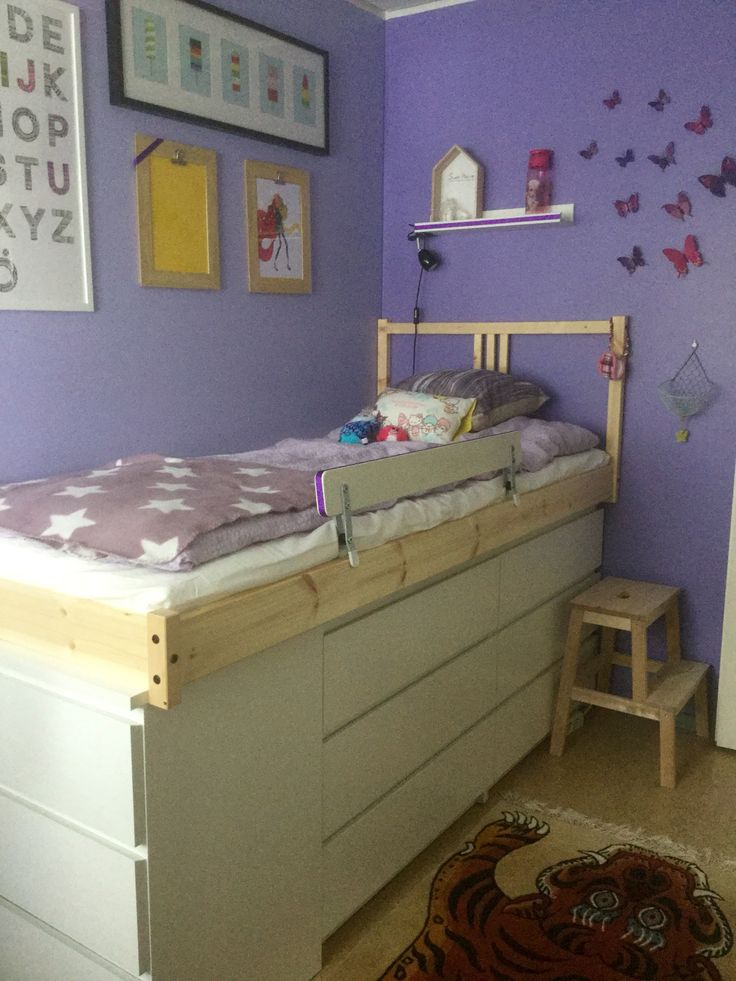 How To Raise Fjellse Bed