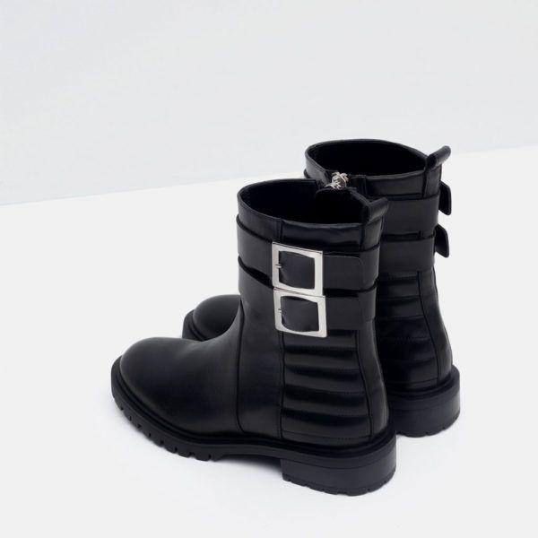 Catálogo Zara botas Otoño Invierno 2017 - 2018 - Tendenzias.com