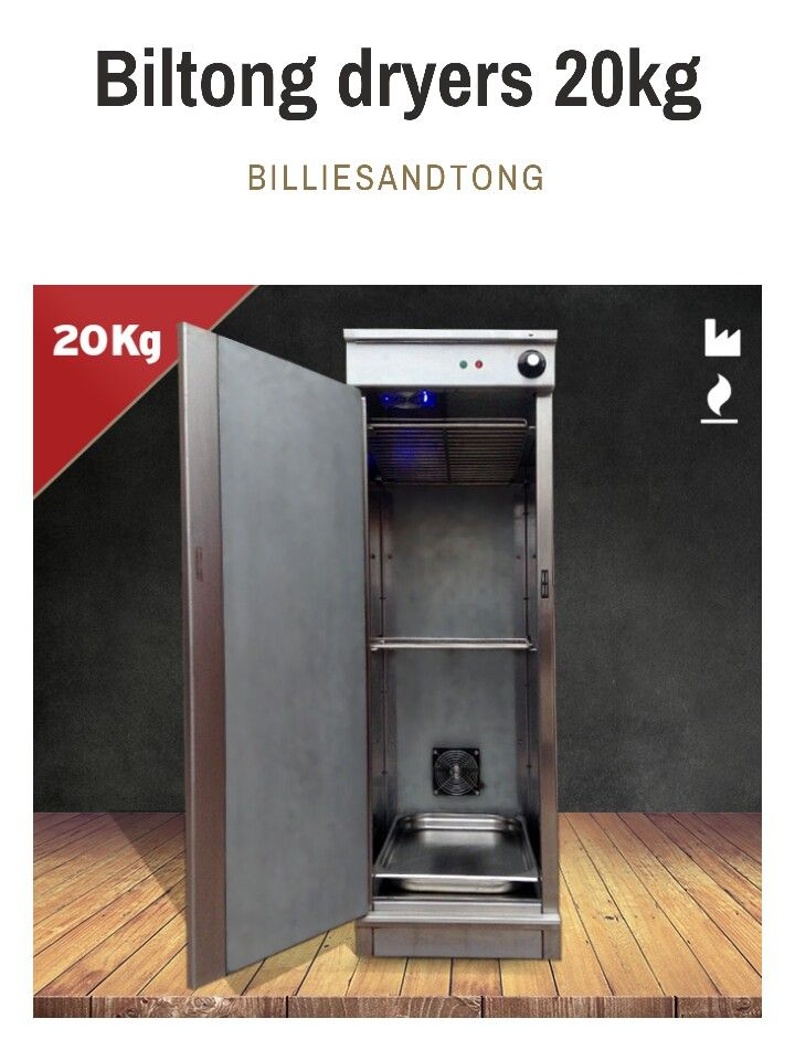 20kg commercial biltong dryer