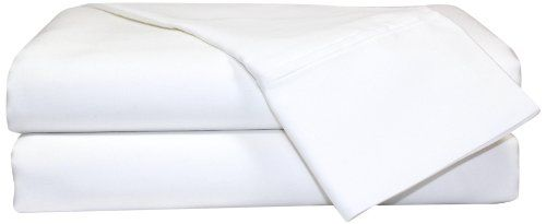 HN International Group Hotel Concepts 400 Thread Count 100% Egyptian Cotton 4 Piece Sheet Set, King Size, Color - White