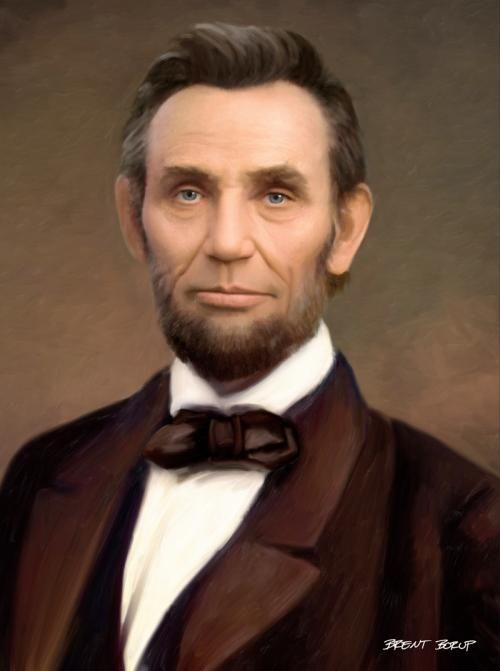 A Nice Print Of Lincoln The American Presidency Pinterest