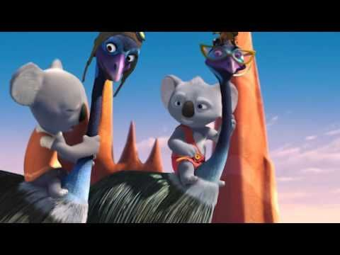 Film Review: Blinky Bill by KIDS FIRST! Film Critic Eden P. #KIDSFIRST! #BlinkyBill