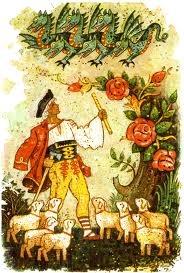 L.Fulla-Slovak painter and illustrator, (February 27, 1902, Ružomberok – April 21, 1980, Bratislava)-Fairy tales