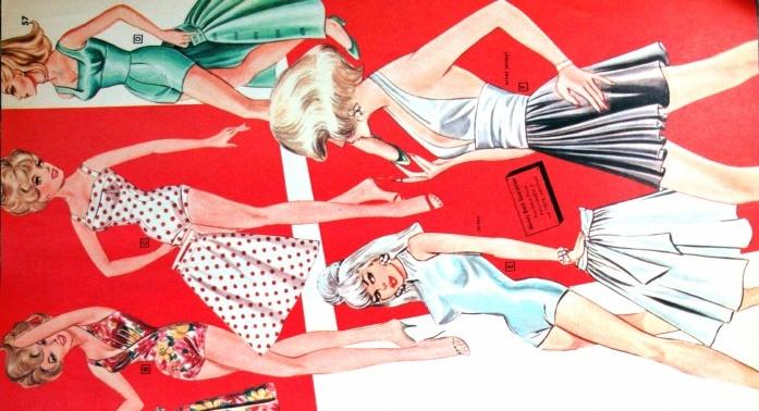 1960s 1968 Vintage Risque Lingerie Catalog_Swimsuit Issue_Pin-Up_Bullet Bra | eBay