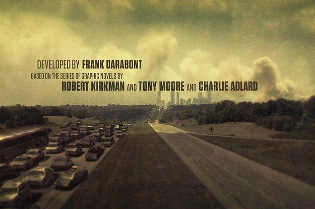 Developed by FRANK DARABONT based on series of grafic novels by ROBERT KIRKMAN / TONY MOORE / CHARLIE ADLARD