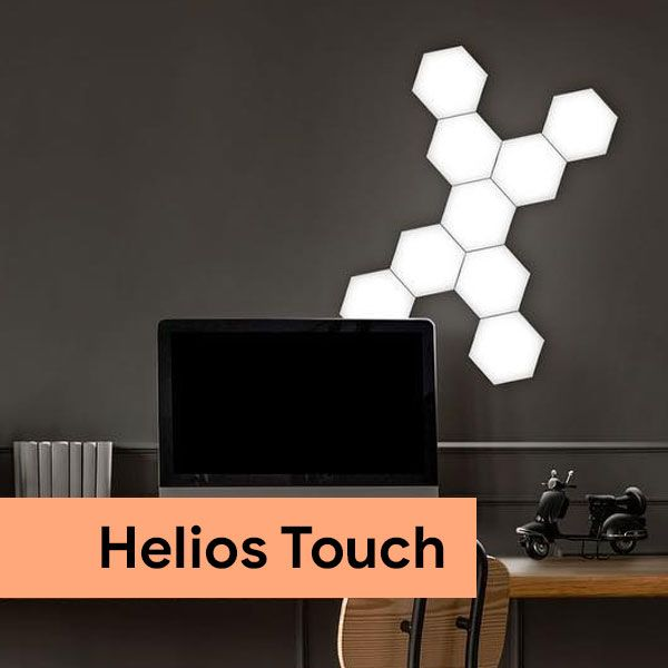 Helios Touch Zuzus Warm And Cool White Collection In 2020 Relaxation Room Magnetic Tiles Wall Lights
