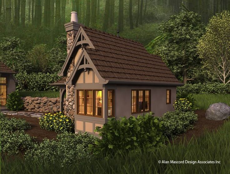 17 best images about quaint cottages on pinterest for Storybook cottage plans