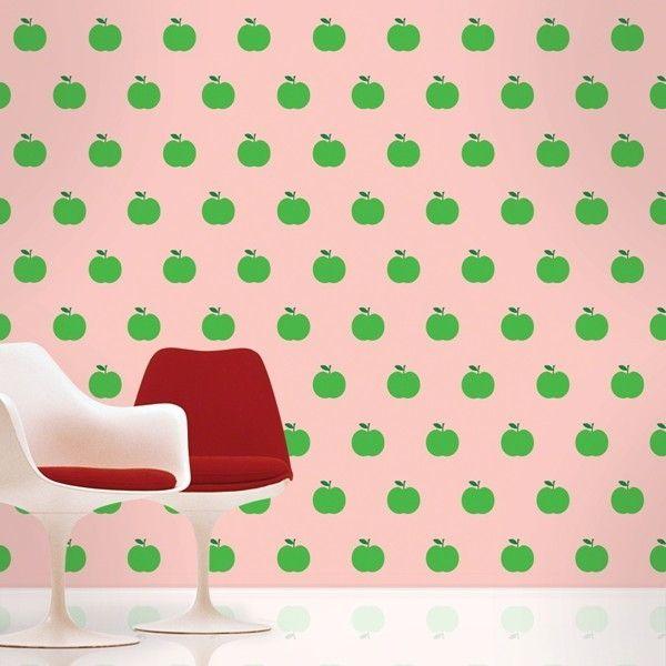Awesome Wanddeko Kinderzimmer Wie eine Wand ein ganzes Zimmer bezaubern kann http