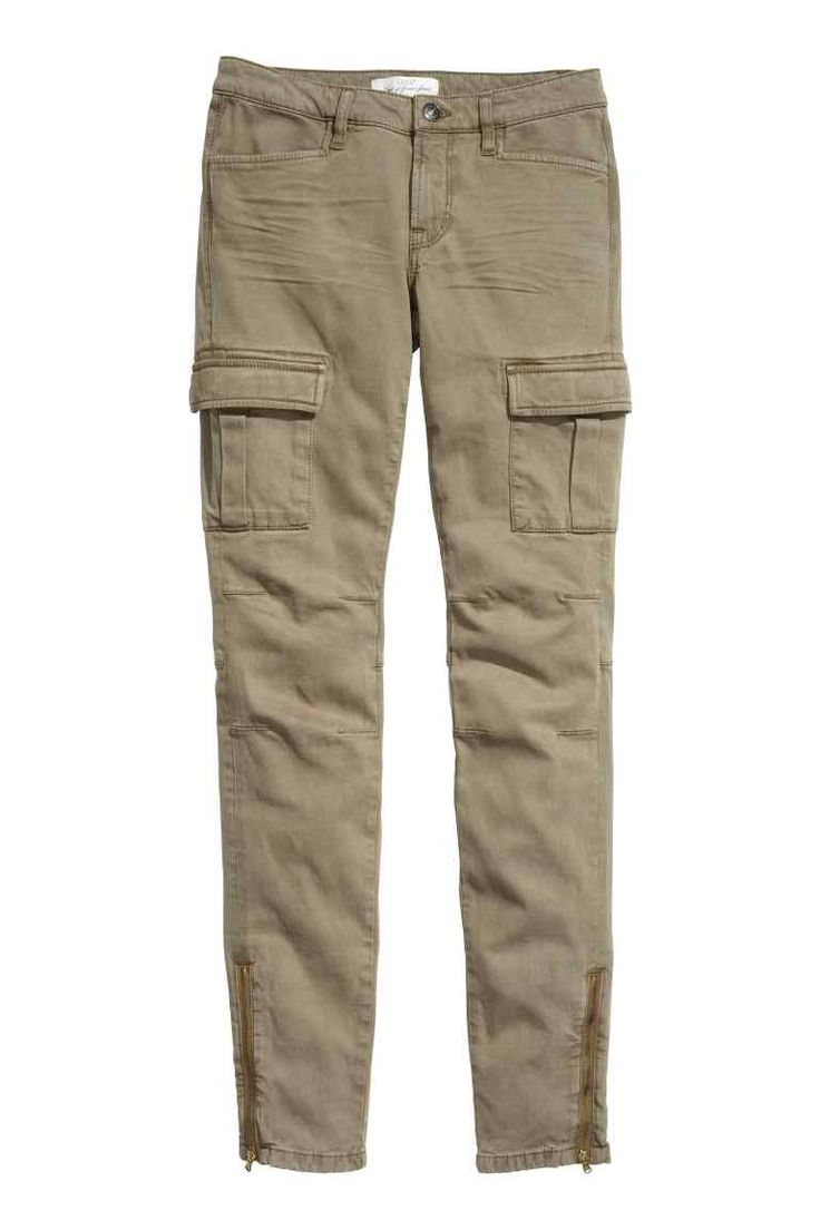 Pantalon cargo | H&M