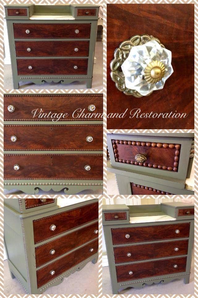 Vintage Charm And Restoration Www.facebook.com/VintageCharm