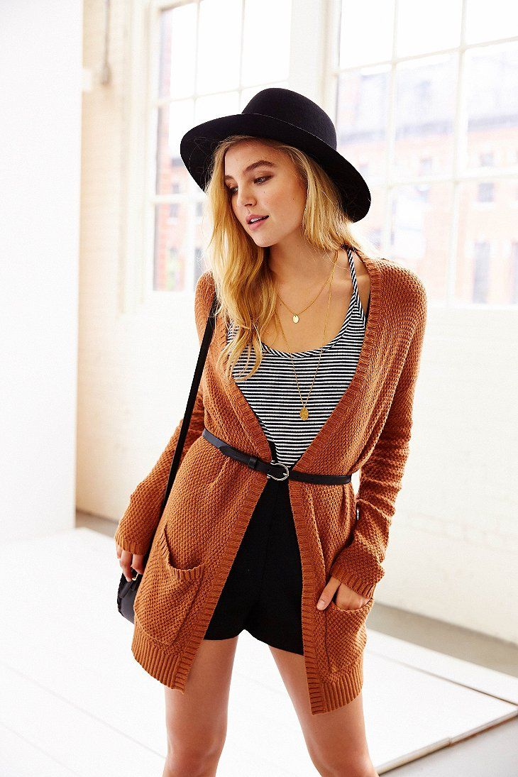 BDG London Cardigan $59 Urban Outfitters
