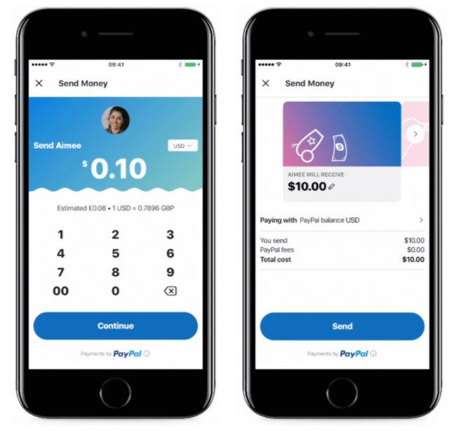 Ahora Puedes Enviar Dinero Con PayPal en la Aplicación de Skype en el iPhone y el iPad
