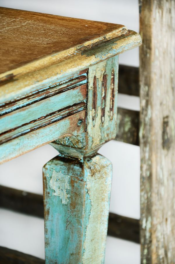 boho, chippy, gypsum & turquoise - BEFORE & AFTER REDESIGN | AGNIESZKA KRAWCZYK | BLOG | ART FURNITURE PAINTING | DECORATION | ACCESSORIES FOR INTERIOR | FURNITURE FROM RECOVERY