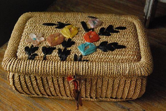 裁縫箱セット/裁縫箱セットを英国コッツウォルズからお届けします