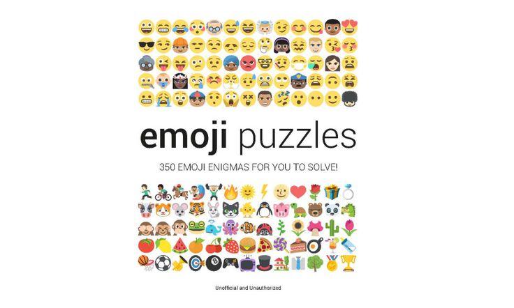 Carlton Emoji Puzzles Book