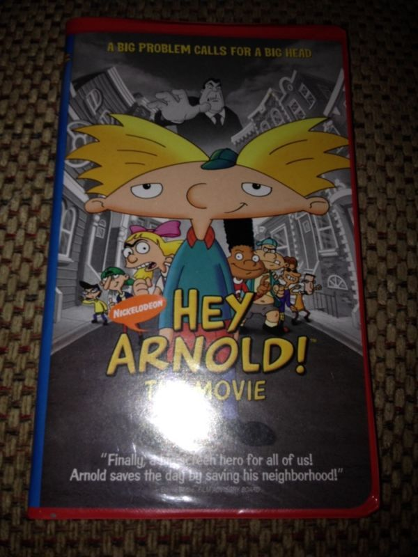 Hey Arnold Vhs Ebay Related Keywords & Suggestions - Hey ...