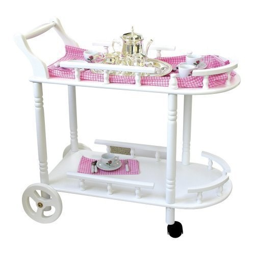 Amazon com Reeve and Jones Tea Trolley Toys Games currently unavailable, but it was in