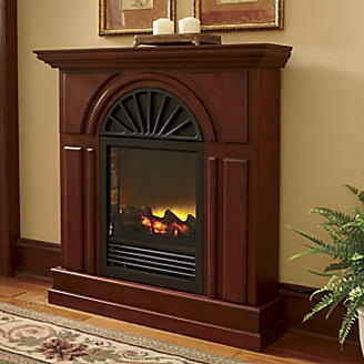 Electric Fireplace From Montgomery Ward 174 Home