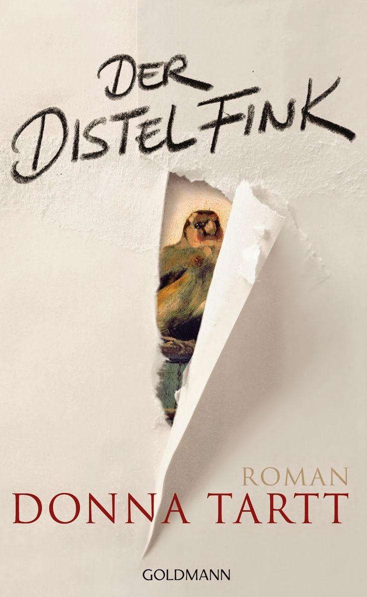 Meine Romane...: Der Distelfink - Donna Tartt