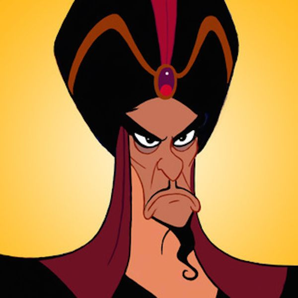 Pin on Twitter Has A Huge Crush On New Jafar Of Disney's Live-Action ' Aladdin'