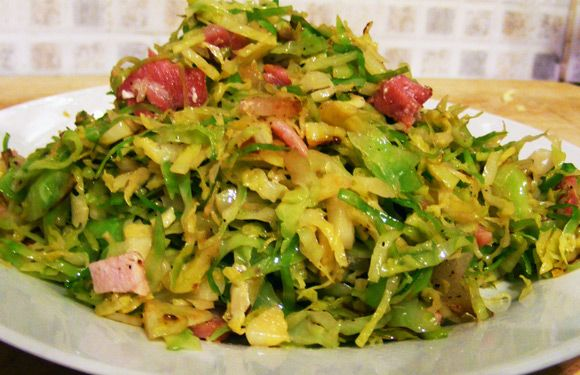 heston blumenthal perfect christmas brussels sprouts recipe bacon perfection