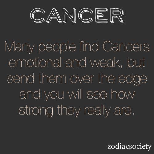 Partnerships Quotes Cancer Zodiac. QuotesGram