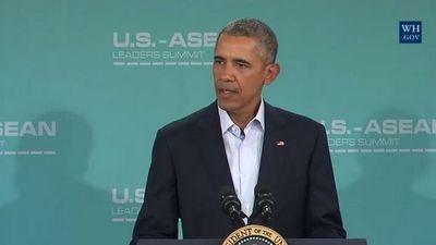Video & Transcript: President Obama: Press Conference, Tues. Feb. 16, 2016, Rancho Mirage, California