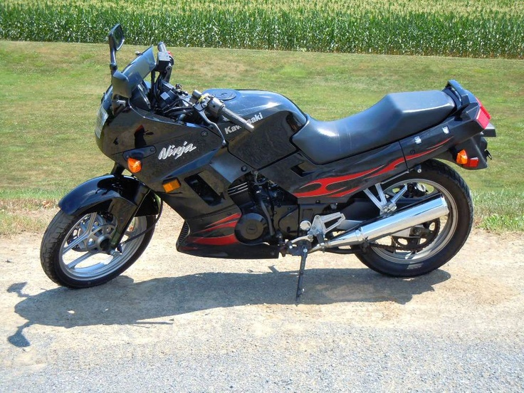 2007 Kawasaki Ninja 250R for sale at Wengers of Myerstown. Only $2150...SOLD